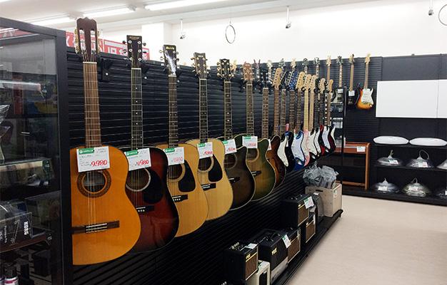 メガチャンスギター