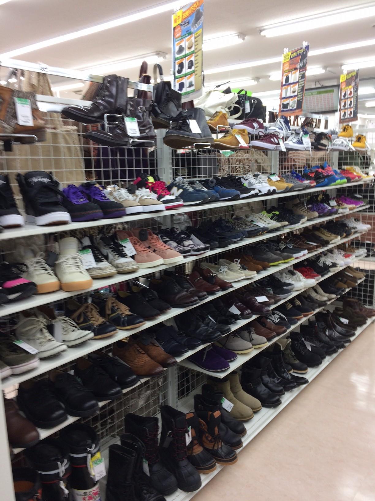 メガチャンス 靴