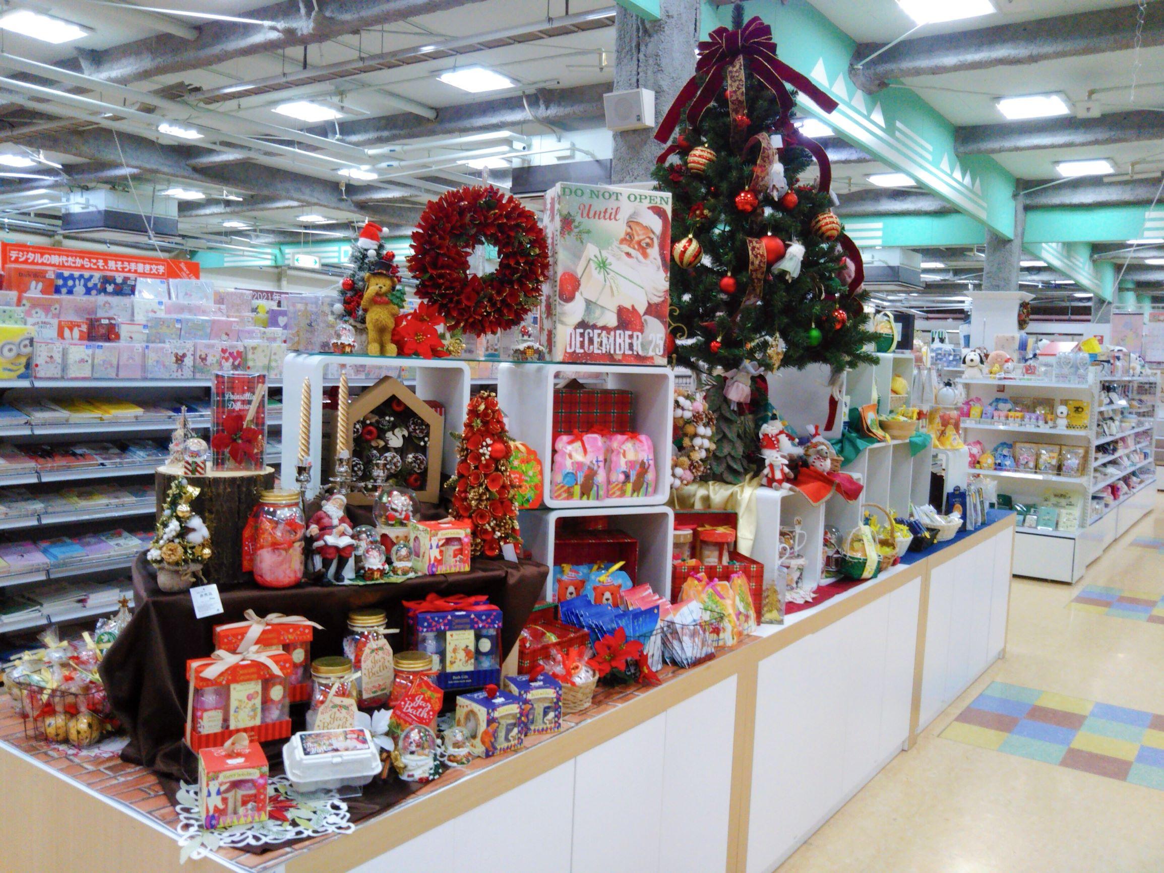 2011あったか雑貨・クリスマス